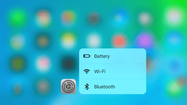 Nuevos atajos del Touch ID
