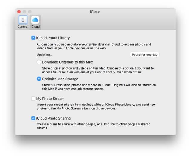 Optimizar las imágenes