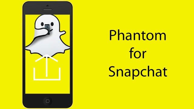 Phantom para Snapchat