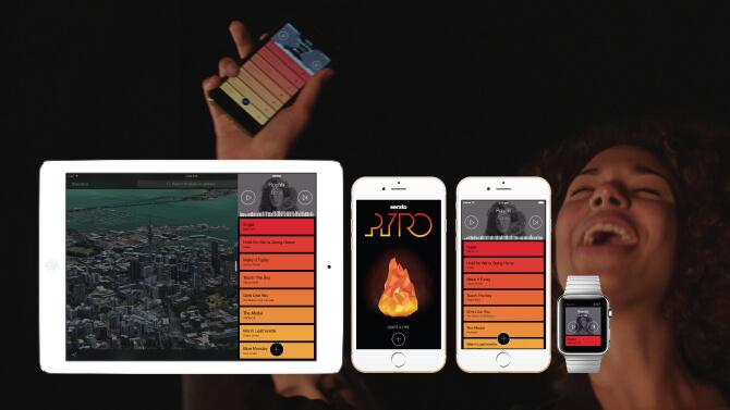 Pyro para iOS