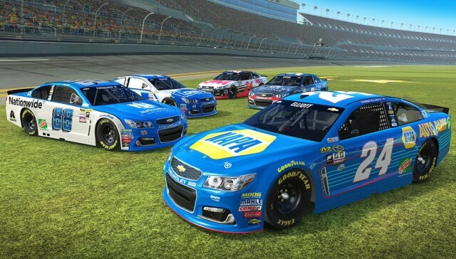 Real Racing 3 ahora es compatible con Apple TV