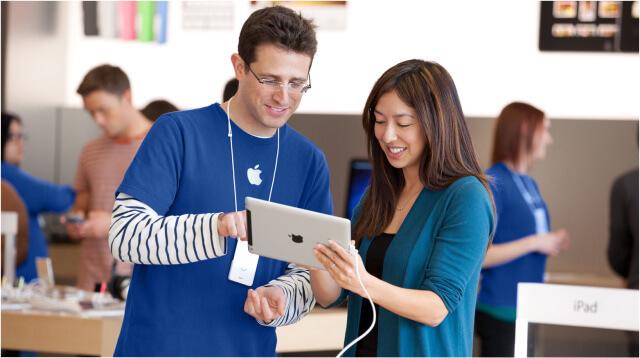Se espera aumento de ventas en el iPad