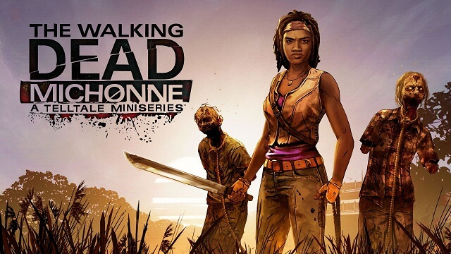 The Walking Dead Michonne llega a la App Store de iOS - copia