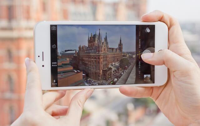 Toma fotografías profesionales desde tu iPhone 6s