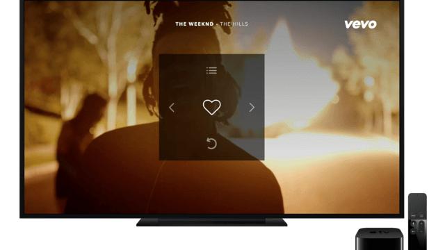 VEVO lanza su aplicación para el Apple TV - copia