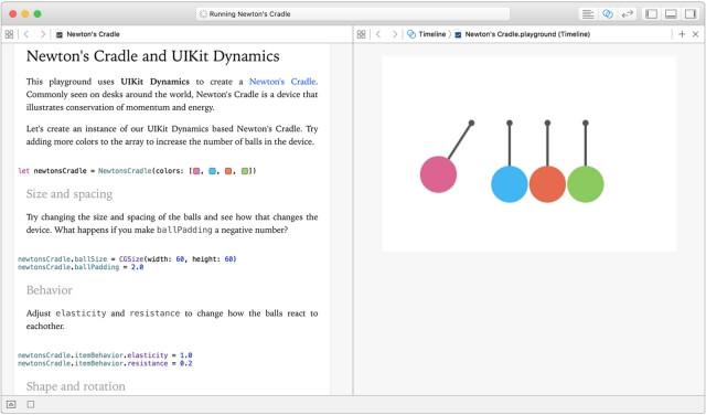 ha salido el 3 beta de Xcode 7.3