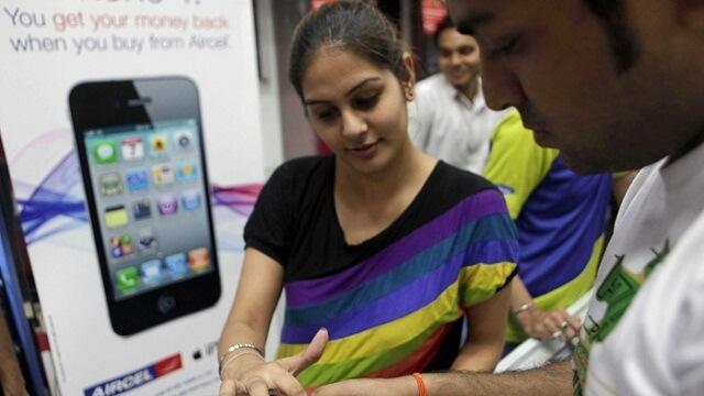 iPhone 4 - India