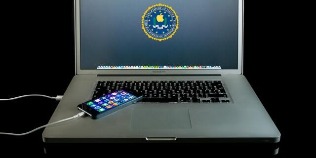 iPhone encriptado