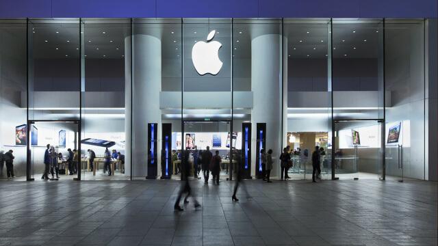 los planes actuales de Apple parecen ser