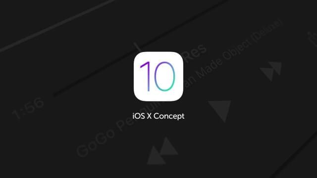 Mira este nuevo concepto de iOS 10 con 3D Touch en un Avanzado Centro de Control [Video]
