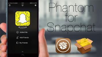 Phantom: Modifica y añade funciones a Snapchat para iOS