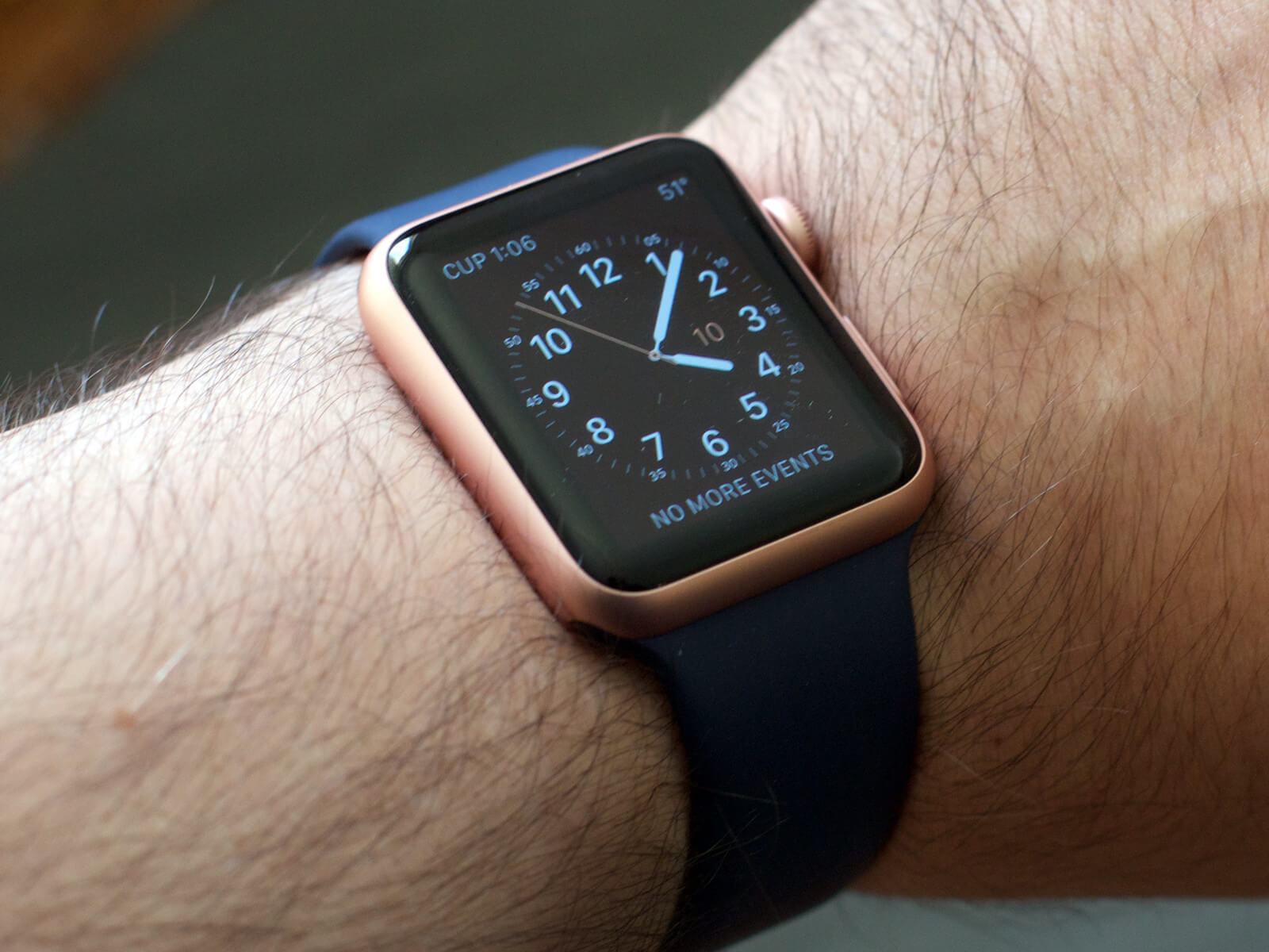 podría ser agregada al Apple Watch