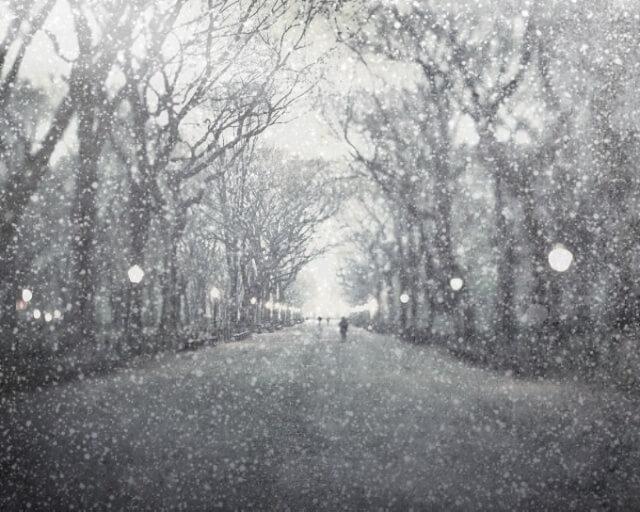 quedara con un hermoso ambiente invernal