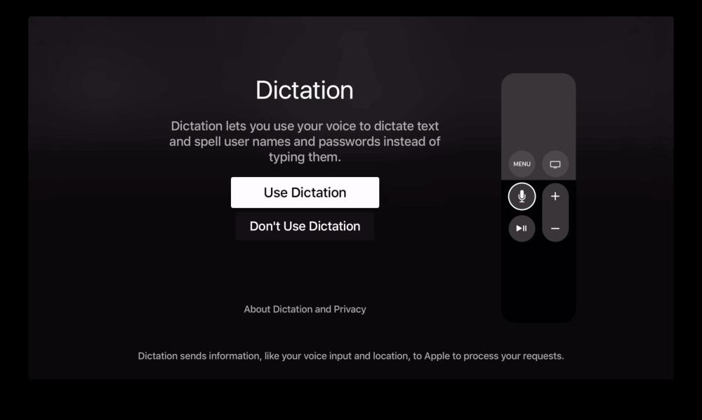 utilizar la aplicación Dictation