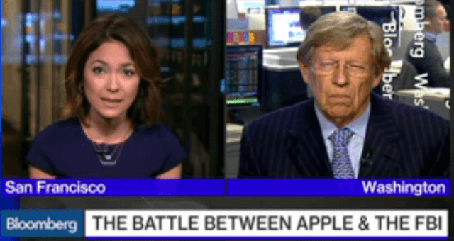 Abogado de Apple dice que el gobierno no tiene autoridad para desbloquear un iPhone