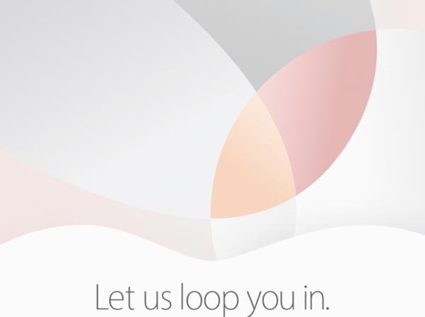 Apple Keynote 2016 Let us loop you in 2