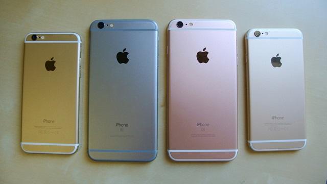 Apple planea lanzar iPhone de 5.8 pulgadas