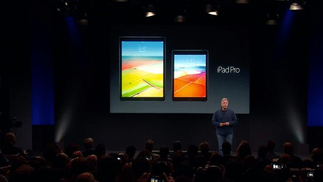 Apple revela el nuevo iPad Pro de 9.7 pulgadas