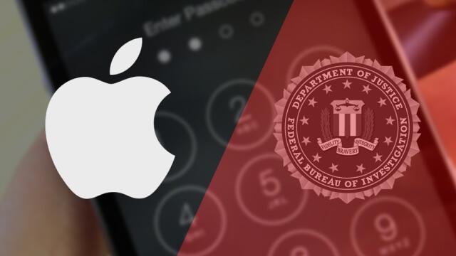 Apple vs Departamento de Justicia