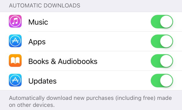 Automatic Downloads Audiolibros