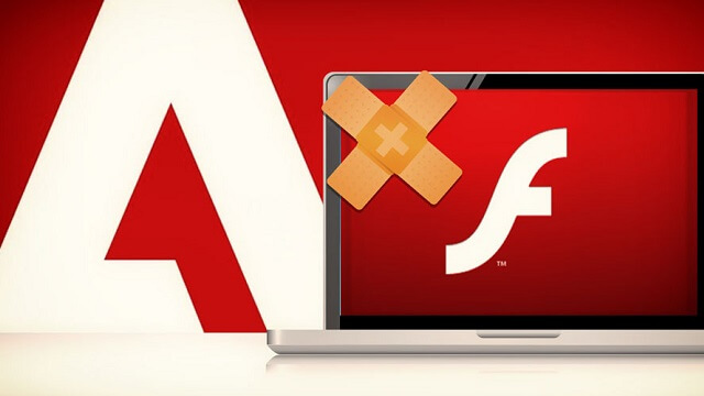 Se encentra una falla en Flash Player