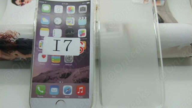 Se filtran imágenes de un case para iPhone 7 - copia