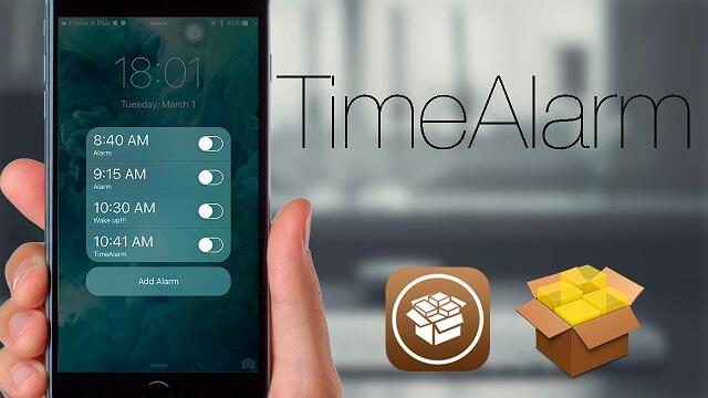 TimeAlarm Crea y activas alarmas a través de un simple gesto en iOS 9