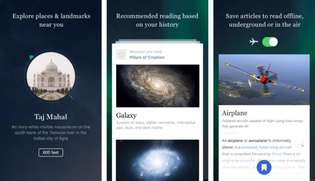 Wikipedia ahora cuenta con una aplicación mejorada para iOS - copia