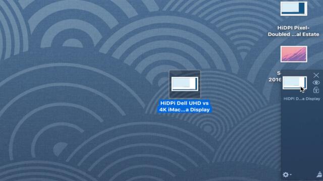 Yoink Una gran aplicación para mover archivos en OS X [Video]