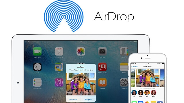 airdrop fix