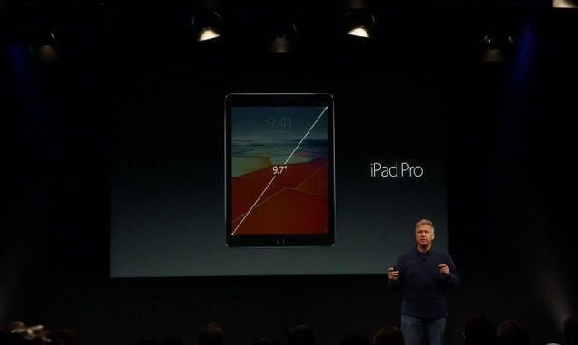 iPad Pro 9.7 pulgadas