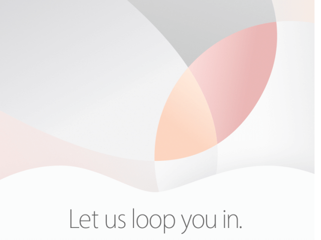 logo del evento de prensa de Apple 21-03