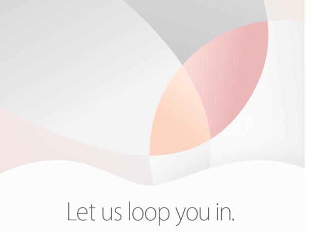 logo del evento de prensa de Apple 21-03