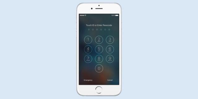 para obligar a Apple a desbloquear el iPhone
