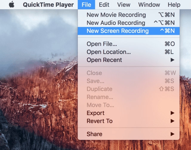 quicktime-player-new-screen-recording-menu-bar-option
