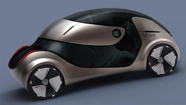 Apple-Green-Car