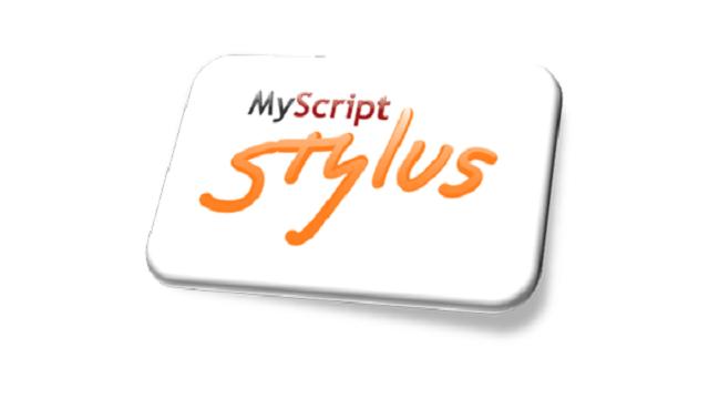 MyScript-Stylus