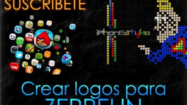 Como crear Logo de Zeppelin y PACK