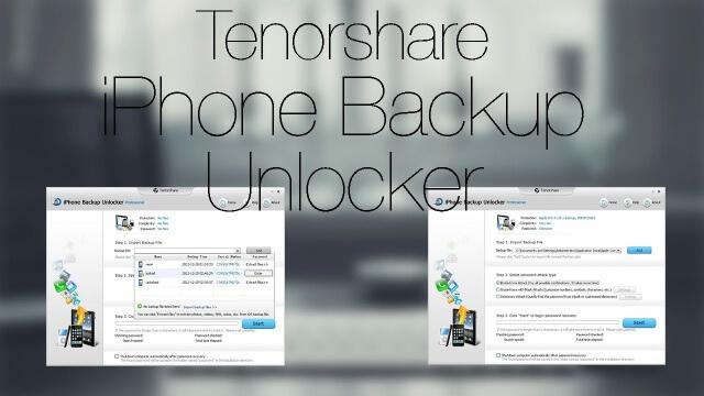 Elimina las contraseñas de las copias de seguridad de iTunes