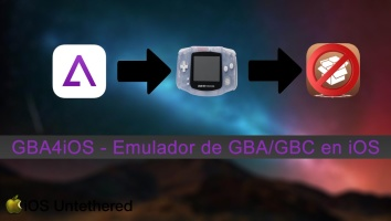 GBA4iOS – Emulador de GameBoy Advance en iOS 9.2-9.3.1 (Sin Jailbreak)