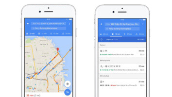 google-maps-travel-time-ios