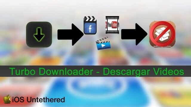 Turbo File Manager: Decarga Archivosen iOS 9 (sin jailbreak)