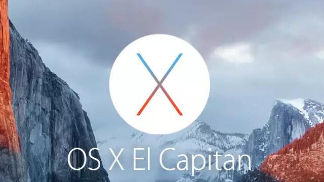 OS X - EL Capitan