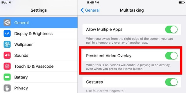 disable-persistent-video-overlay-ipad