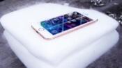 iPhone 6S vs Hielo Seco & Magnesio