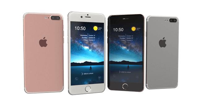 iphone siete concepto