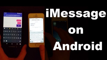 Pie Message iMessage para Android