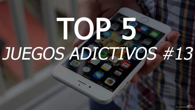Portada - Top 5 juegos adictivos
