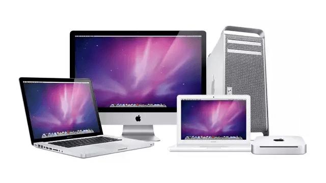 apple computadoras