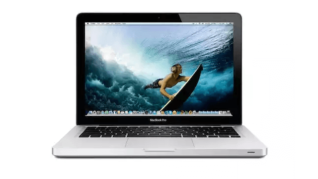 macbook pro no retina